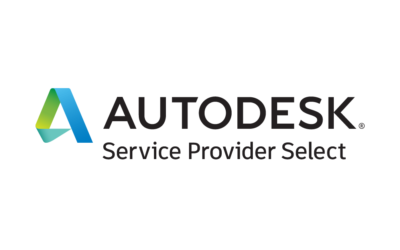 We're an AutoDesk Service Provider!